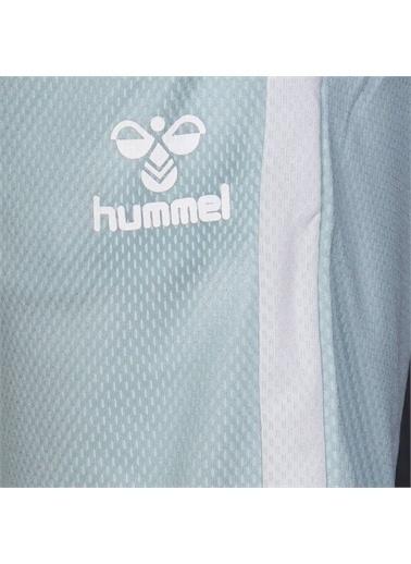 Hummel Hummel 9308097821 Huga Desenli Erkek Çocuk Şort Mavi